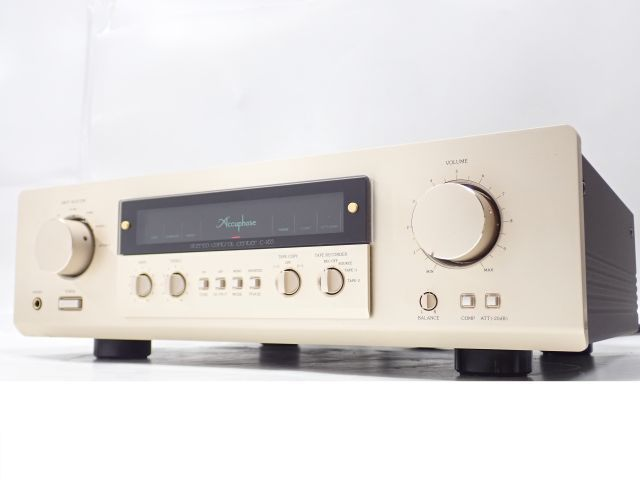 Accuphase アキュフェーズ コントロール/プリアンプ C-265 動作品 ? 5FD00-2