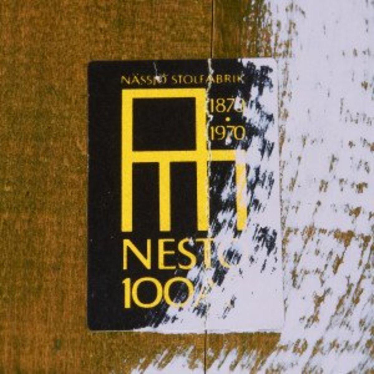 IZ46039F○スウェーデン Nassjo Stolefabrik チェア 北欧 ヴィンテージ ウィンザー アームチェア Lena Larsson ペイント 椅子 イス Nesto_画像9