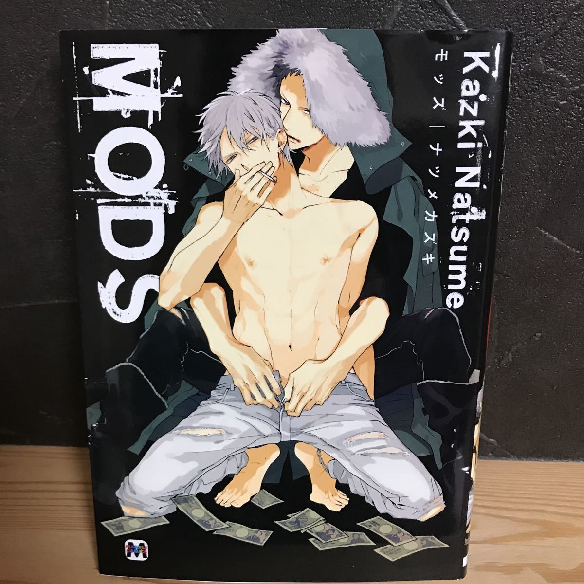 (2冊カウント) MODS モッズ ナツメカズキ 11刷 BLコミック ボーイズラブ 同梱可能
