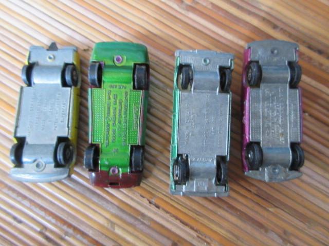 ミニカー 4台 マッチボックス MATCHBOX_画像2