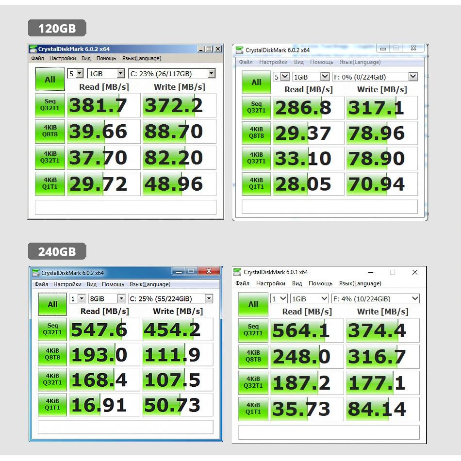 《最安新品》SSD TOROSUS 120GB SATA3 / 6.0Gbps 内蔵型 2.5インチ NAND 3D TLC 新品未使用 デスクトップ ノートPC TSA120_画像5