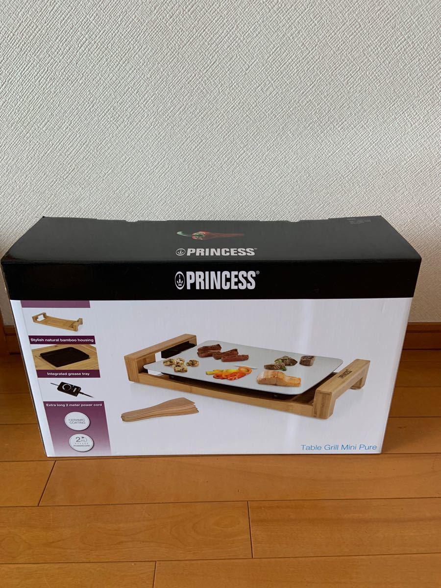 PRINCESS プリンセス テーブルグリルミニピュア ホットプレート