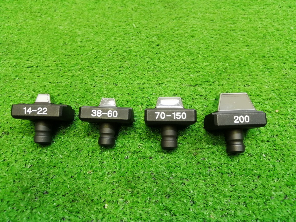 未使用品 CACTUS カクタス 18V コードレス電動油圧式圧着工具 EV-250DL_画像6