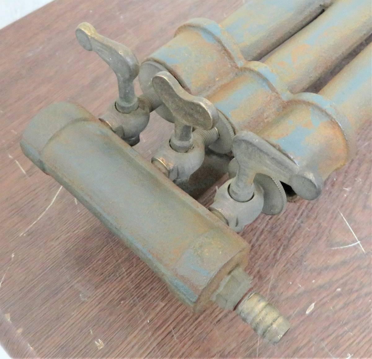 厨房機器《LPガス用鋳物コンロ》業務用/屋台 直径300mm_画像5