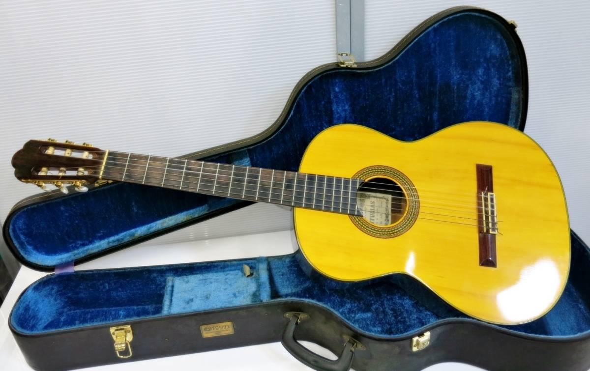 ASTURIAS アストリアス クラシックギター A-5 ハードケース付き 弦楽器 動作良好 ギター_画像2