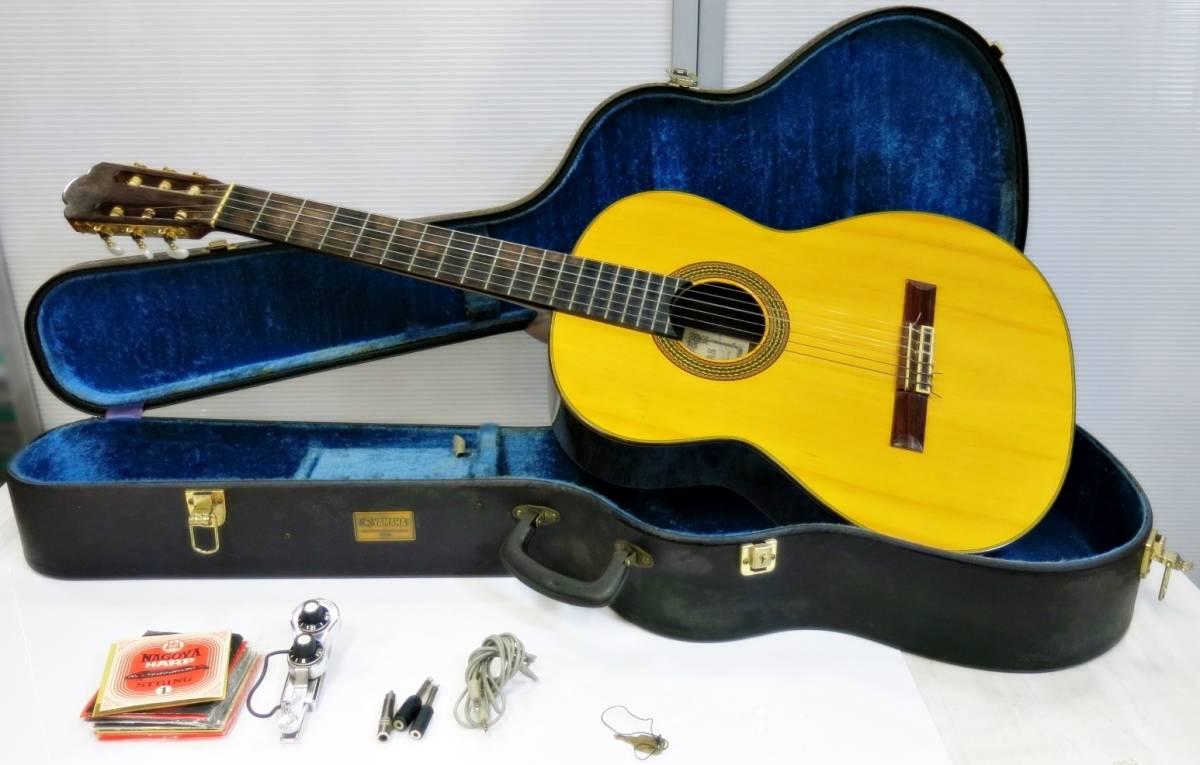 ASTURIAS アストリアス クラシックギター A-5 ハードケース付き 弦楽器 動作良好 ギター_画像1