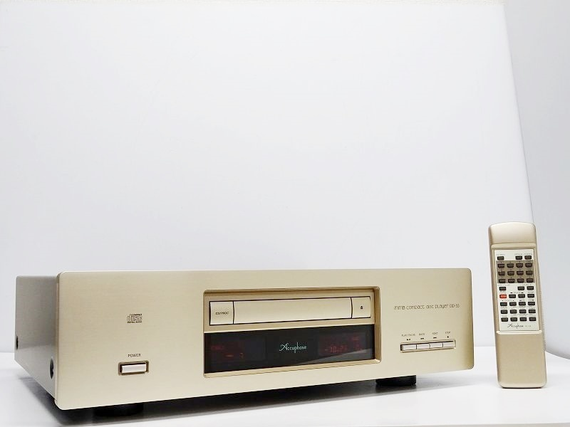 ▲▽Accuphase DP-55 CDプレーヤー アキュフェーズ△▼008138002△▼
