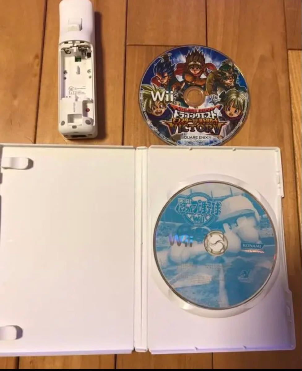 Wii本体と Wii Fitソフト8本セット