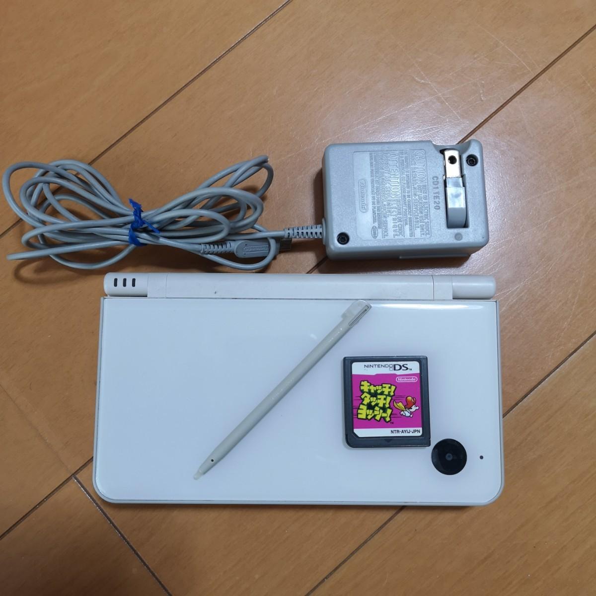 ニンテンドーDSi LL ソフト1つ 充電器付き