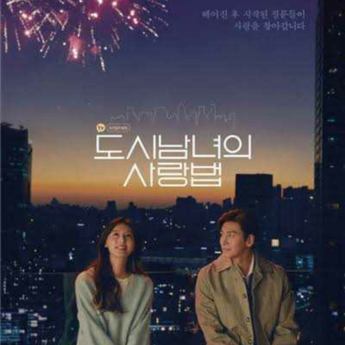 韓国ドラマ 都会の男女の恋愛法ブルーレイ