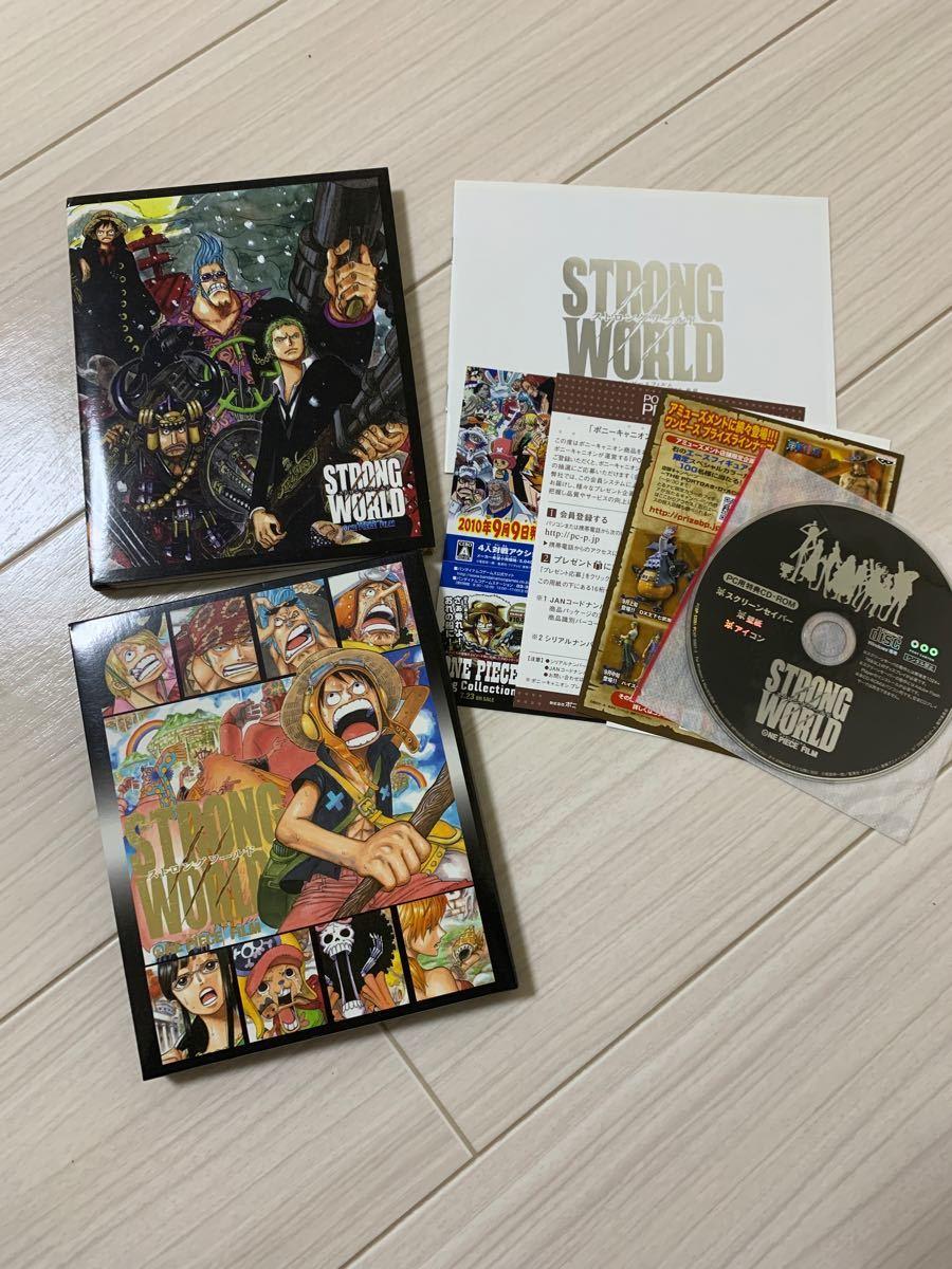 ワンピースストロングワールド DVD