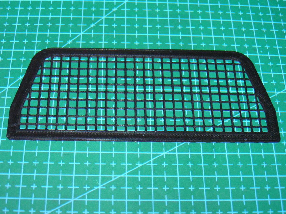 3DプリンタPLA+ 1/10 WPL D12用 『メッシュガード』 スズキ キャリイ トラック ラジコン RC_出品物