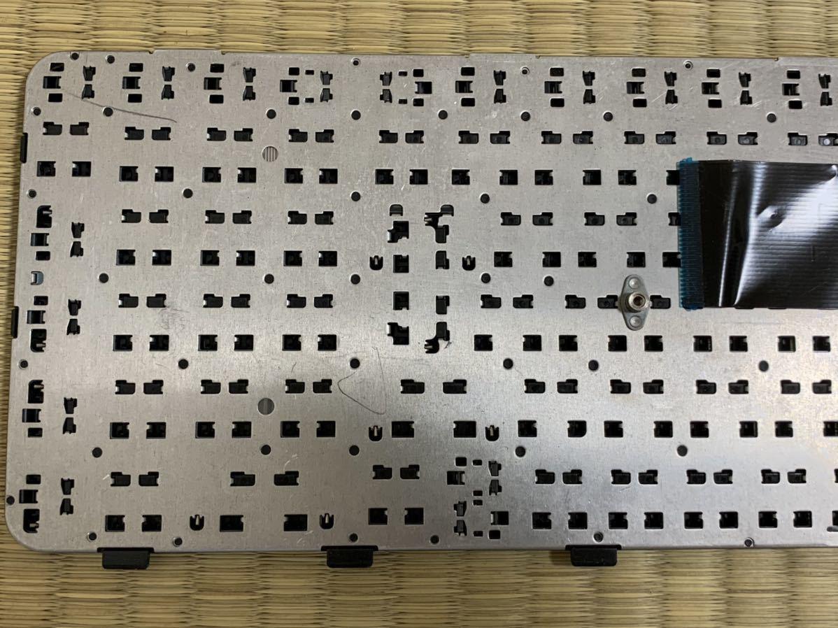 ノートパソコン用 キーボード SN8115 697454-291 動作未確認 ジャンク