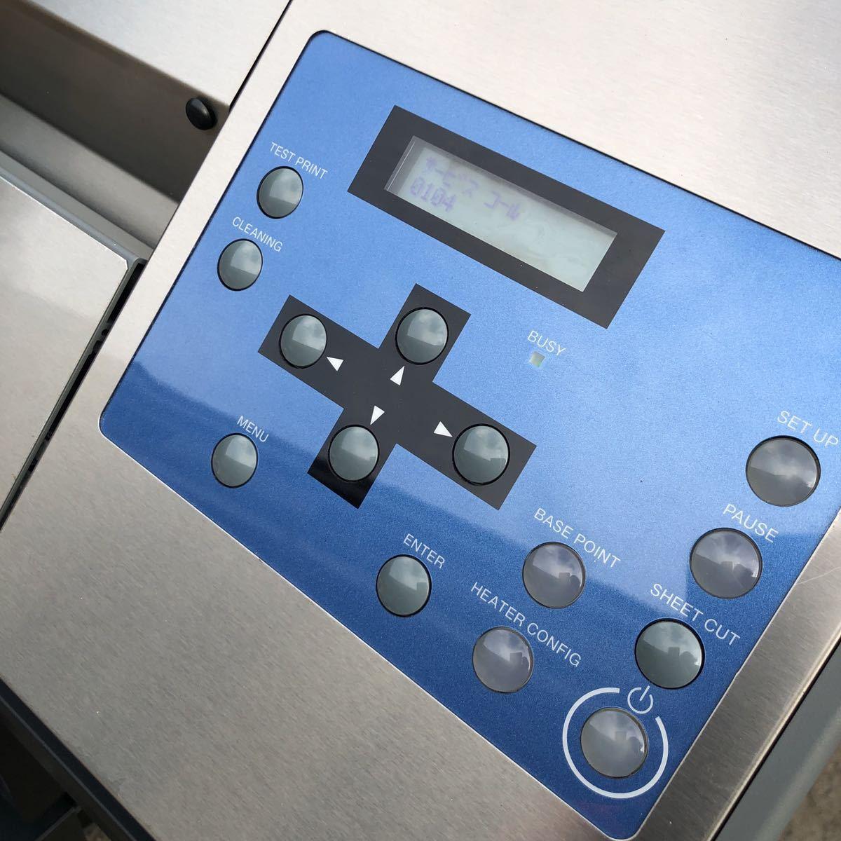 Roland 大型インクジェットプリンター SOLJET PROIII XJ-640 ローランド 壁紙 大判印刷 プロッタ 日本製 定価357万円 通電OK 現状品_画像3