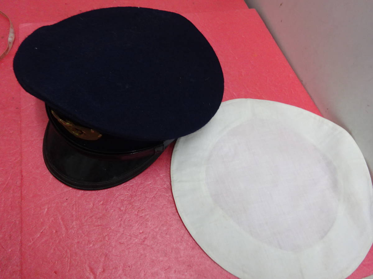 日本軍関係他 『海軍準士官帽子』_画像1