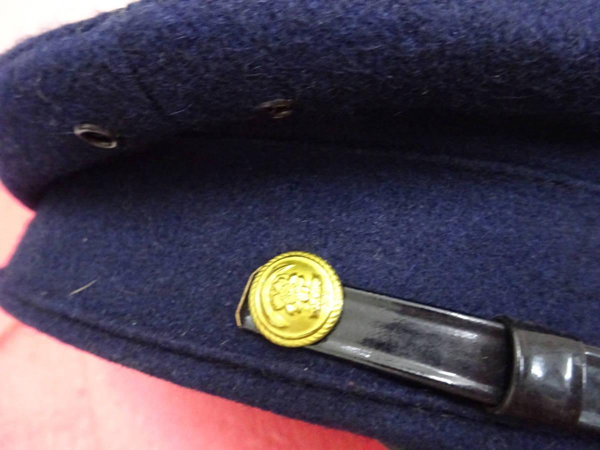 日本軍関係他 『海軍準士官帽子』_画像5