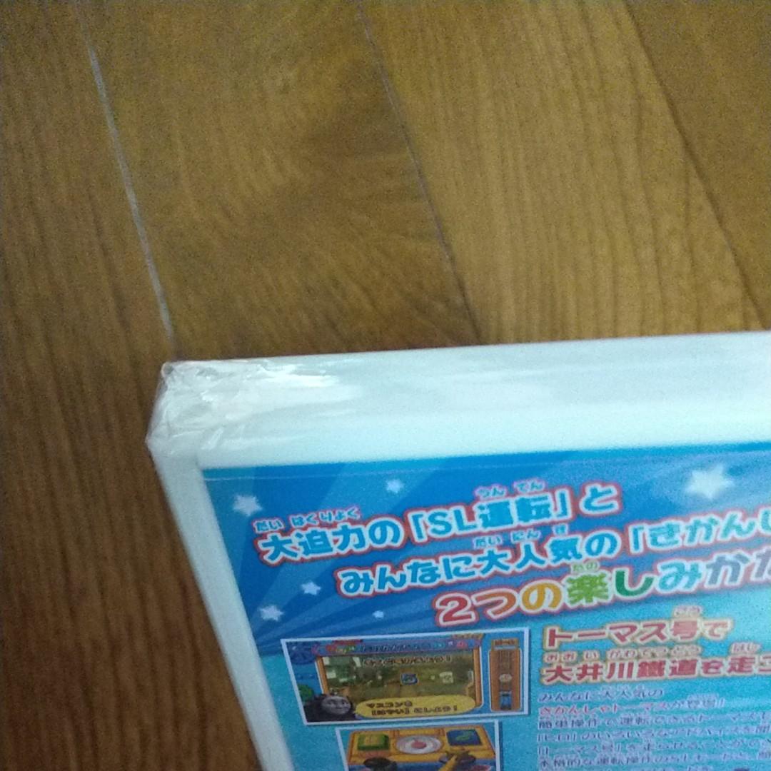 3DS トーマス 大井川鐵道 路線 新品