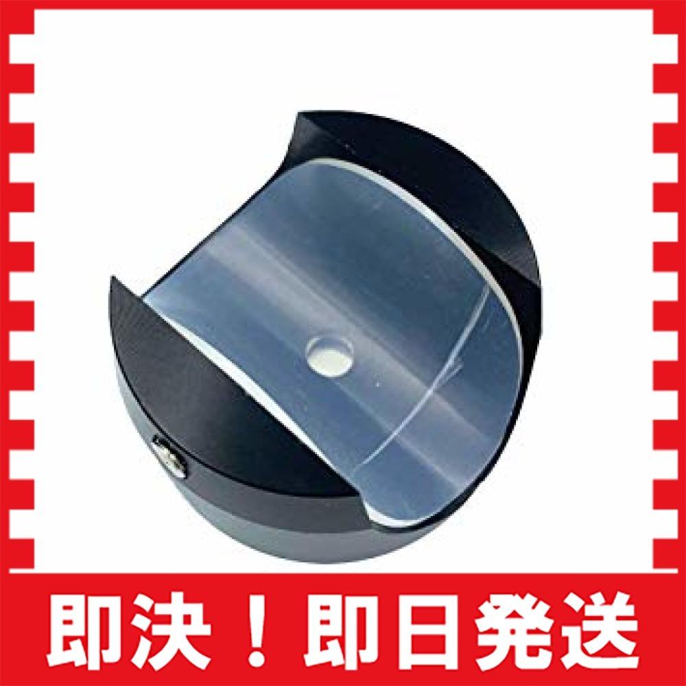 【新品最安!】黒(HH) VISPREA バイク 時計 防水 夜光機能 22mm~25mmハンドル適用 アナログ時計 夜光 ダイ_画像3