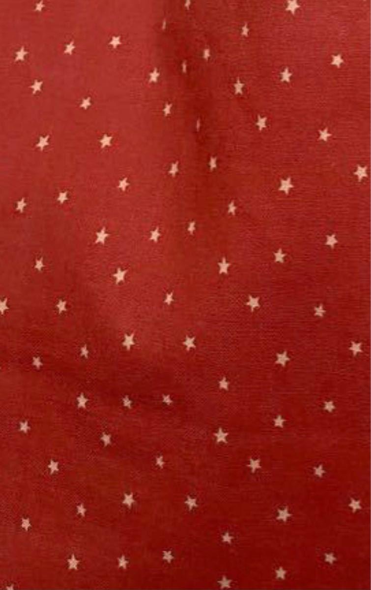 エコバッグ  トートバッグ ミニサイズ ハンドメイド 星