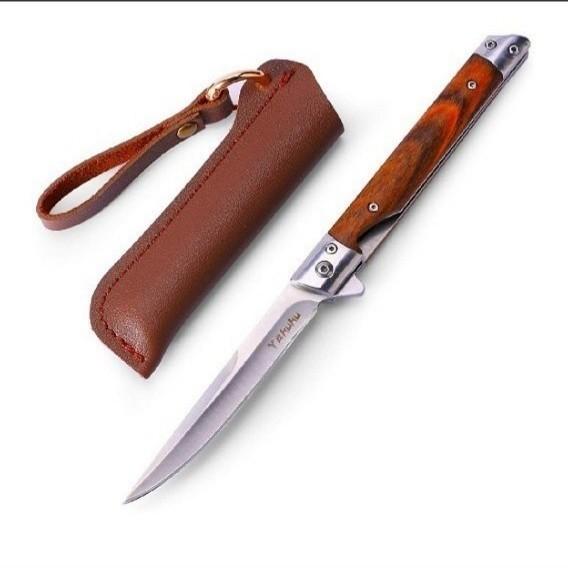 フォールディングナイフ ケース付き
