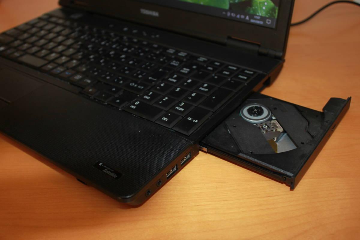 Office2019/最新Win10!/第三世代CPU Core i5 3210Mを搭載/大容量HDD 750GB/メモリ4GB/Dynabook Satellite B552/F/大画面15.6型HD LED液晶_画像8