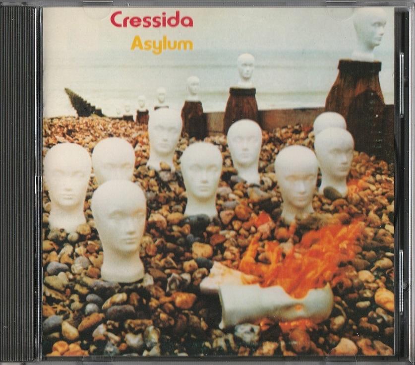 【中古】Cressida / Asylum (輸入盤, 盤質良好, 1971年作品) #Angus Cullen, Kevin McCarthy, Iain Clark, Peter Jennings, John Culley_画像1