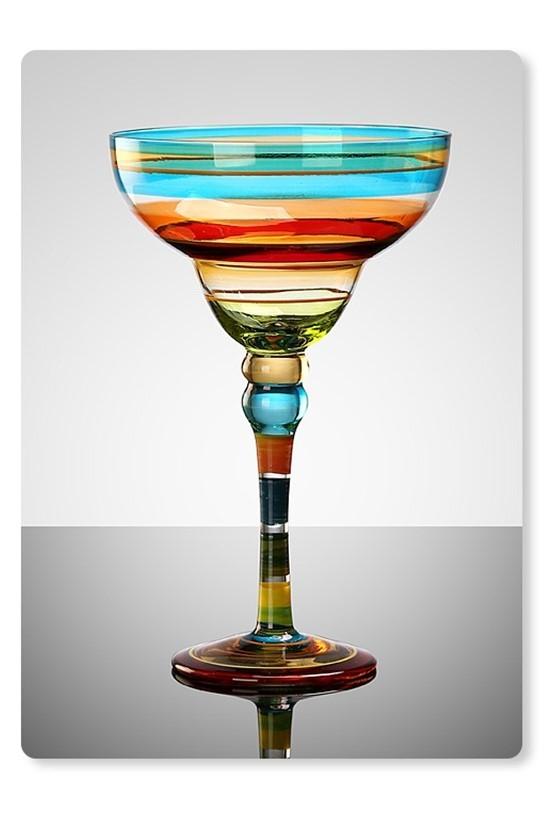 カラフルで楽しい●カクテルグラス ワイングラス カップ コップ グラス ゴブレット シャンパン パーティー 乾杯 おしゃれ ギフト bb173_画像2