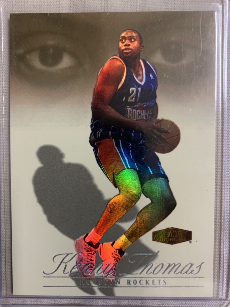 1999-00 Frair Showcase Legacy Collection #113 Kenny Thomas 15/20_画像1