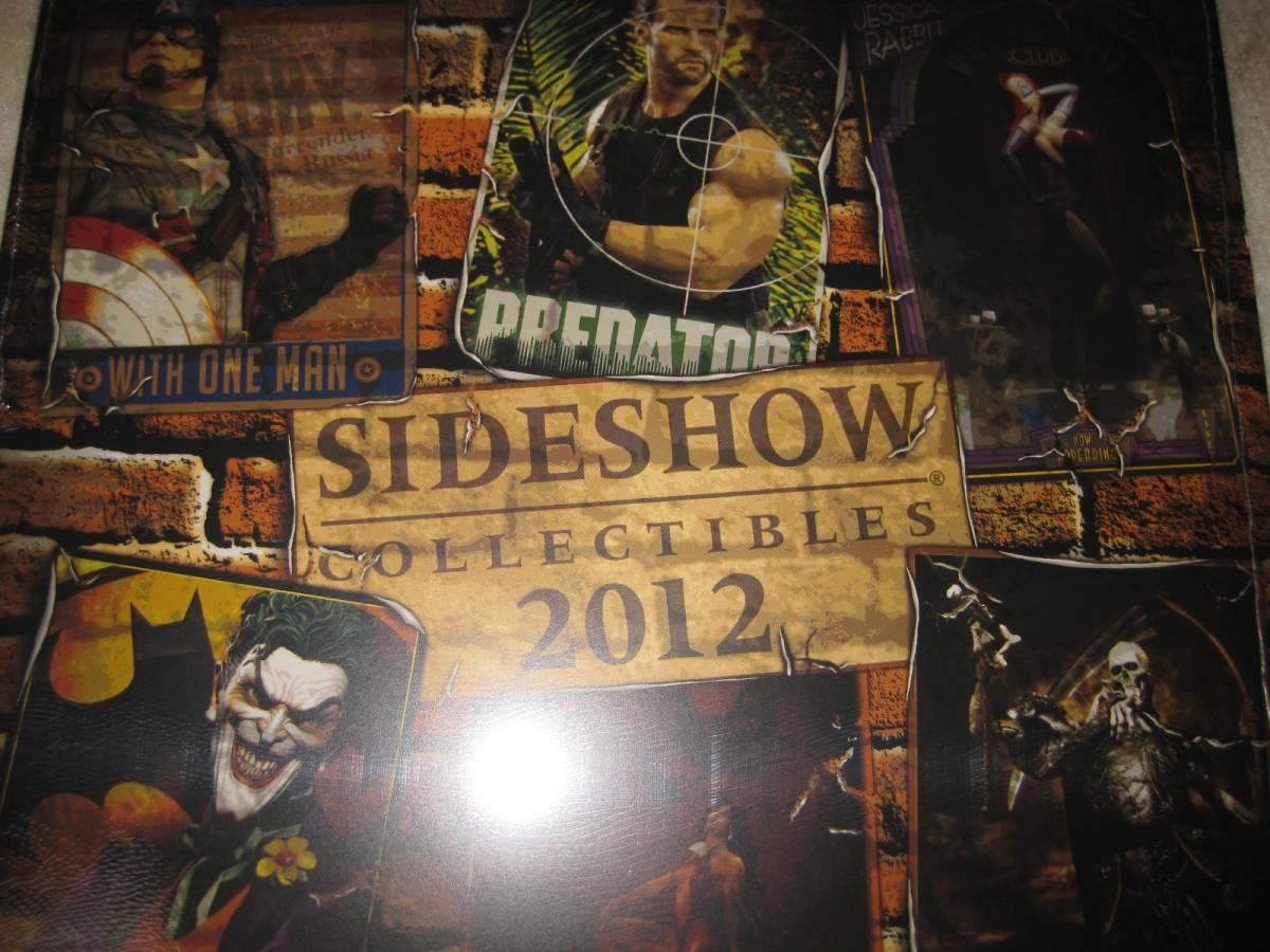 サイドショウ 2012年 壁掛けカレンダー 非売品_画像3