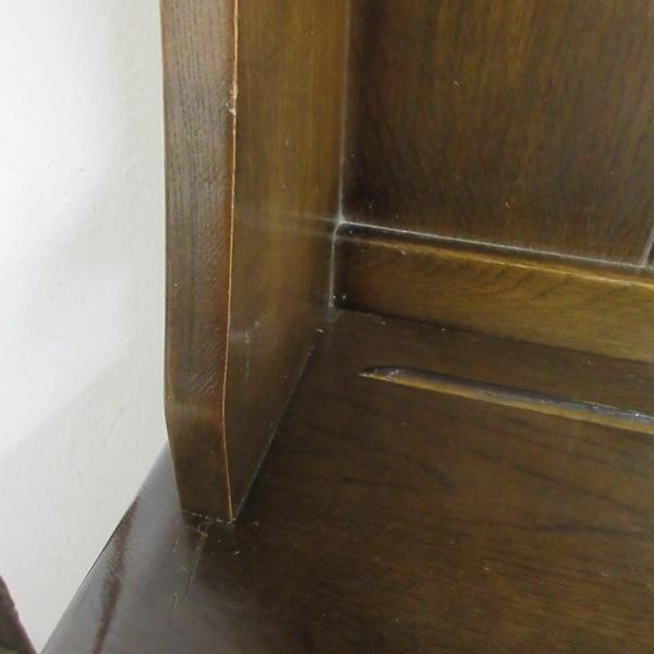 イギリス アンティーク 家具 ドレッサー カップボード キャビネット 飾り棚 食器棚 木製 オーク 収納 英国 COPBOARD 6730b_画像9