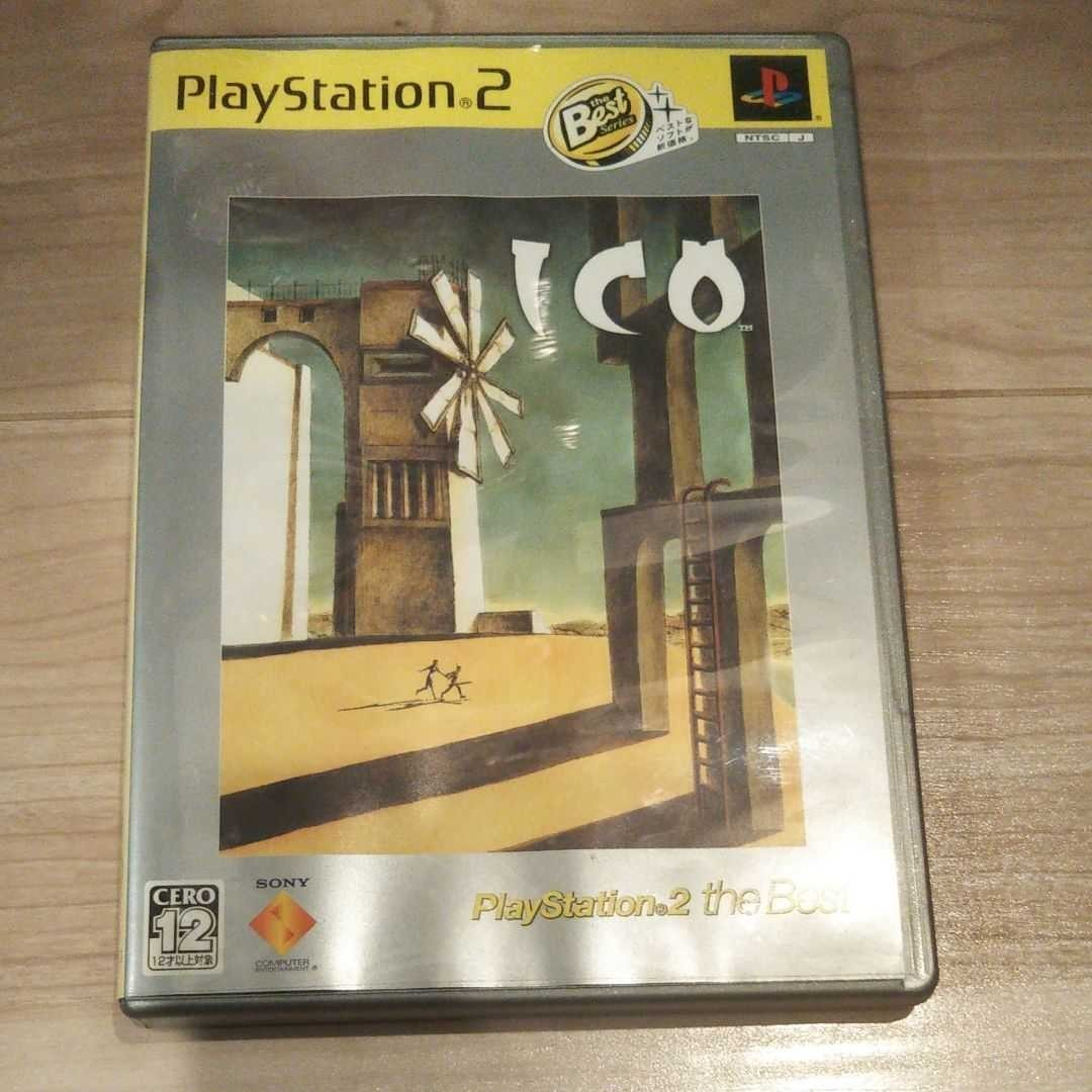 ico  PS2 PlayStation 2 the Best