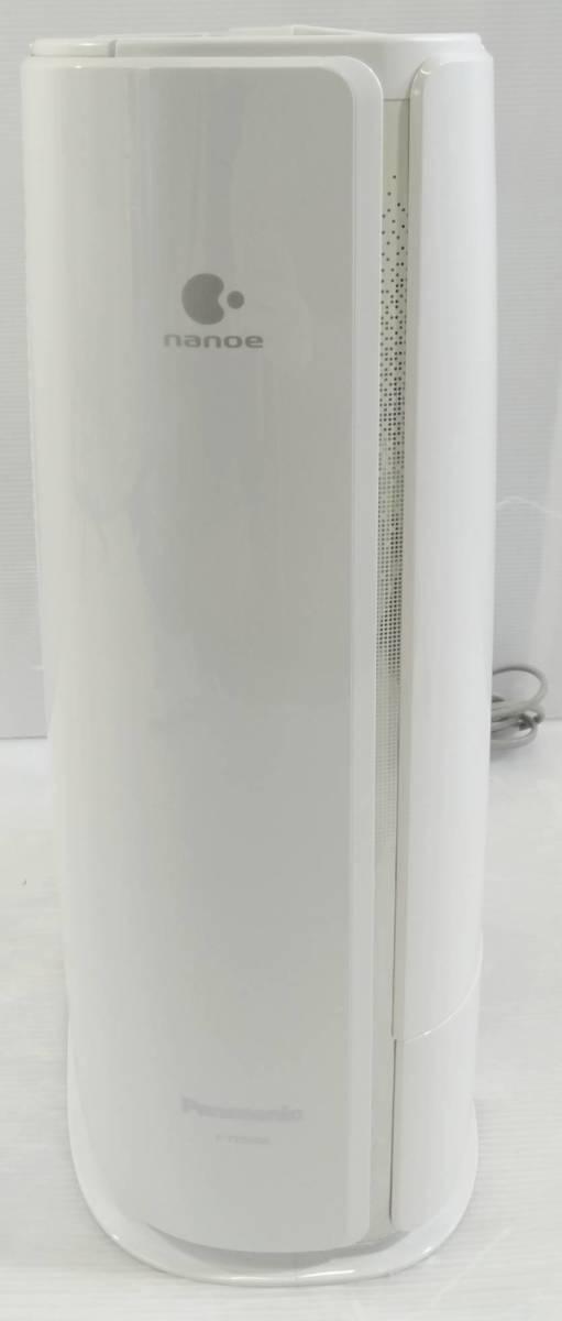 【美品】 Panasonic F-YZRX60-S [衣類乾燥除湿機 デシカント方式 エコナビ・ナノイー 木造7畳/プレハブ11畳/鉄筋14畳 シルバー]_画像2