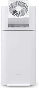 2)ホワイト/グレー アイリスオーヤマ 衣類乾燥除湿機 スピード乾燥 サーキュレーター機能付 デシカント式 ホワイト/グレー I_画像8