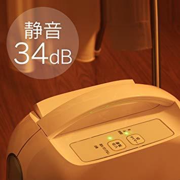 ピンク ピンク アイリスオーヤマ 衣類乾燥除湿機 強力除湿 タイマー付 静音設計 除湿量2.2L デシカント方式 ピンク IJD_画像6