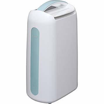 ブルー 2)タンク容量2.5L アイリスオーヤマ 衣類乾燥除湿機 強力除湿 タイマー付 オートルーバー 除湿量6.5L コンプレ_画像1
