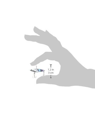#17 ケイムラシラス 35mm(3g) メジャークラフト ルアー ジグパラ ブレード_画像5