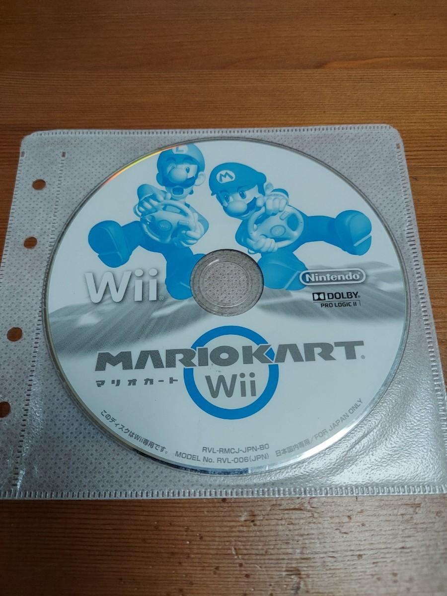 Wiiマリオカート    ソフトのみ