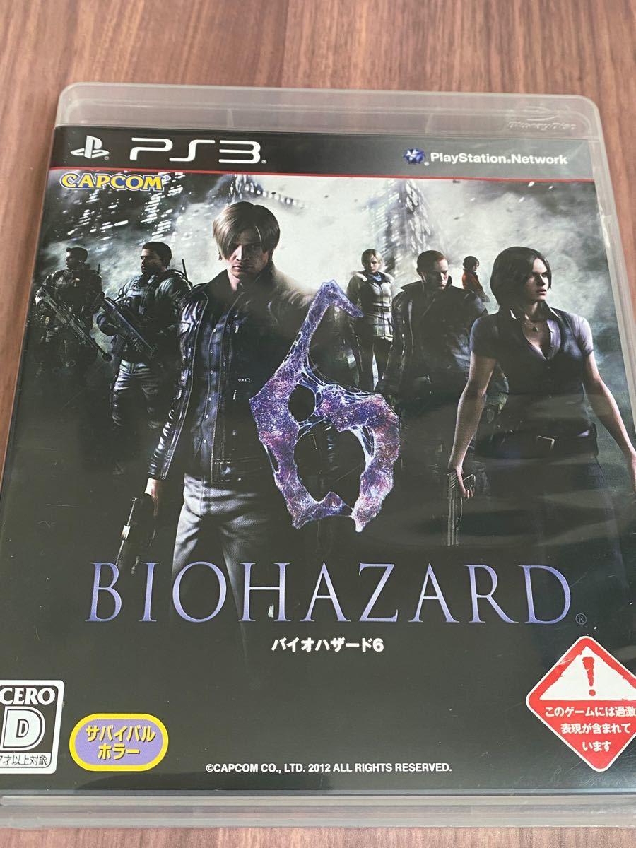 【PS3】 バイオハザード6
