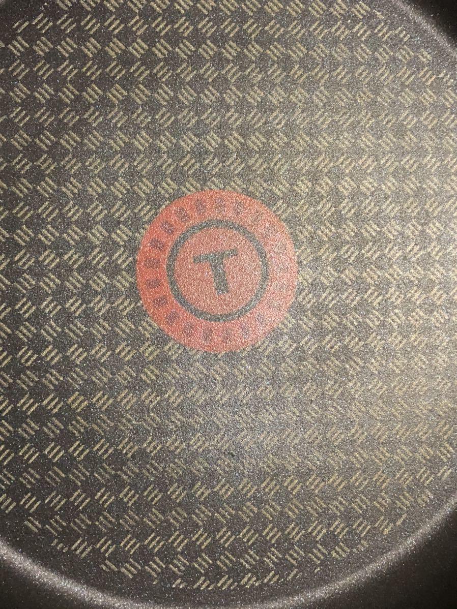 訳あり新品T-fal IHアーバングレー フライパン 22cm インジニオ・ネオ ティファール