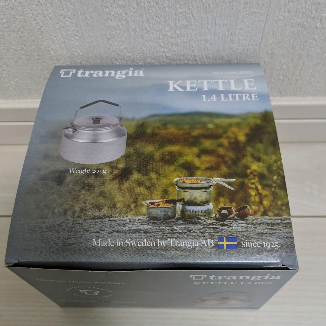 トランギア ケトル 1.4L TR-245 トランギアケトル 新品未使用