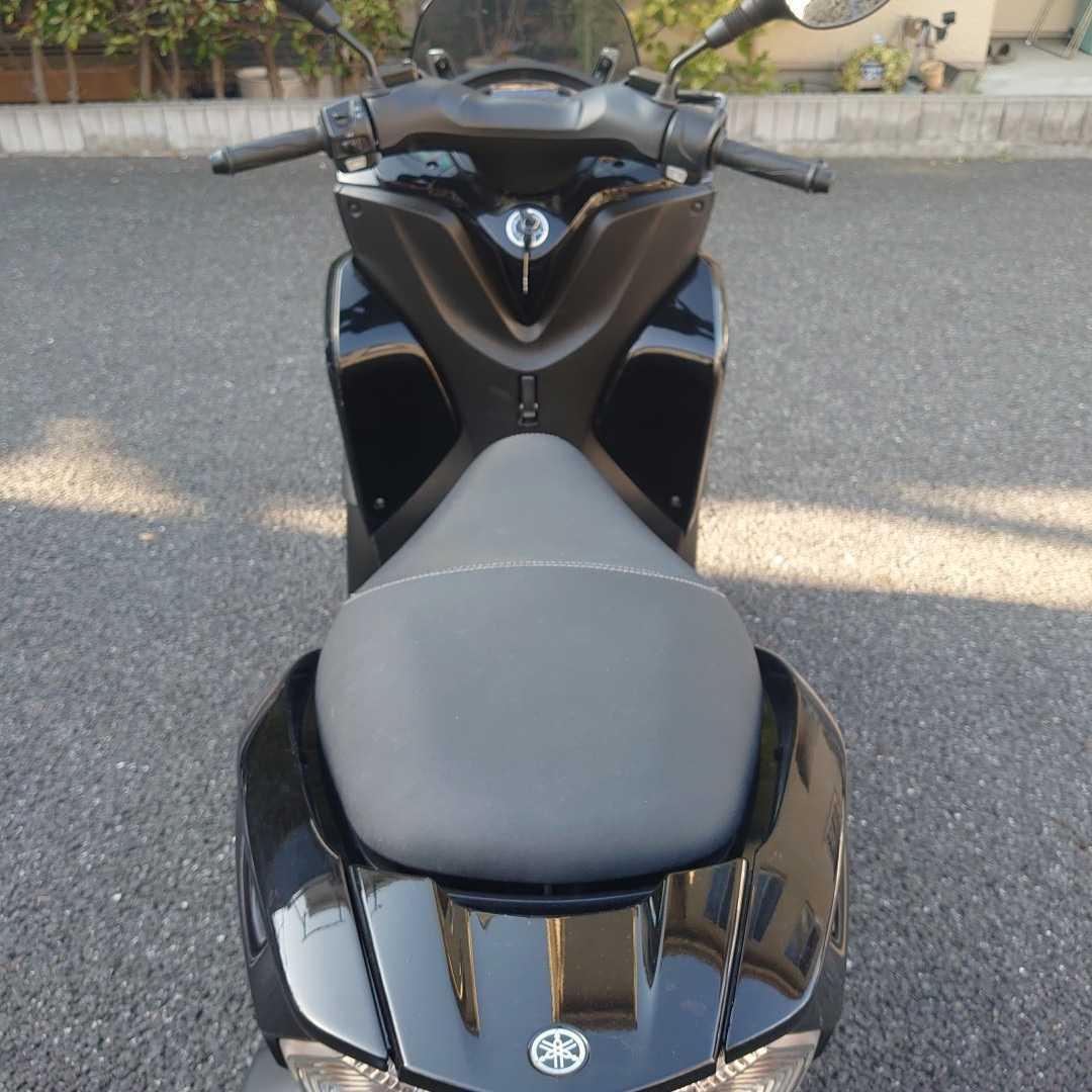 トリシティ125側車付オートバイ登録。普通免許仕様_画像8