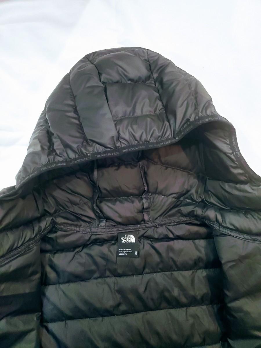THE NORTH FACE ザノースフェイス ダウンジャケット 800フィル ブラック サイズL