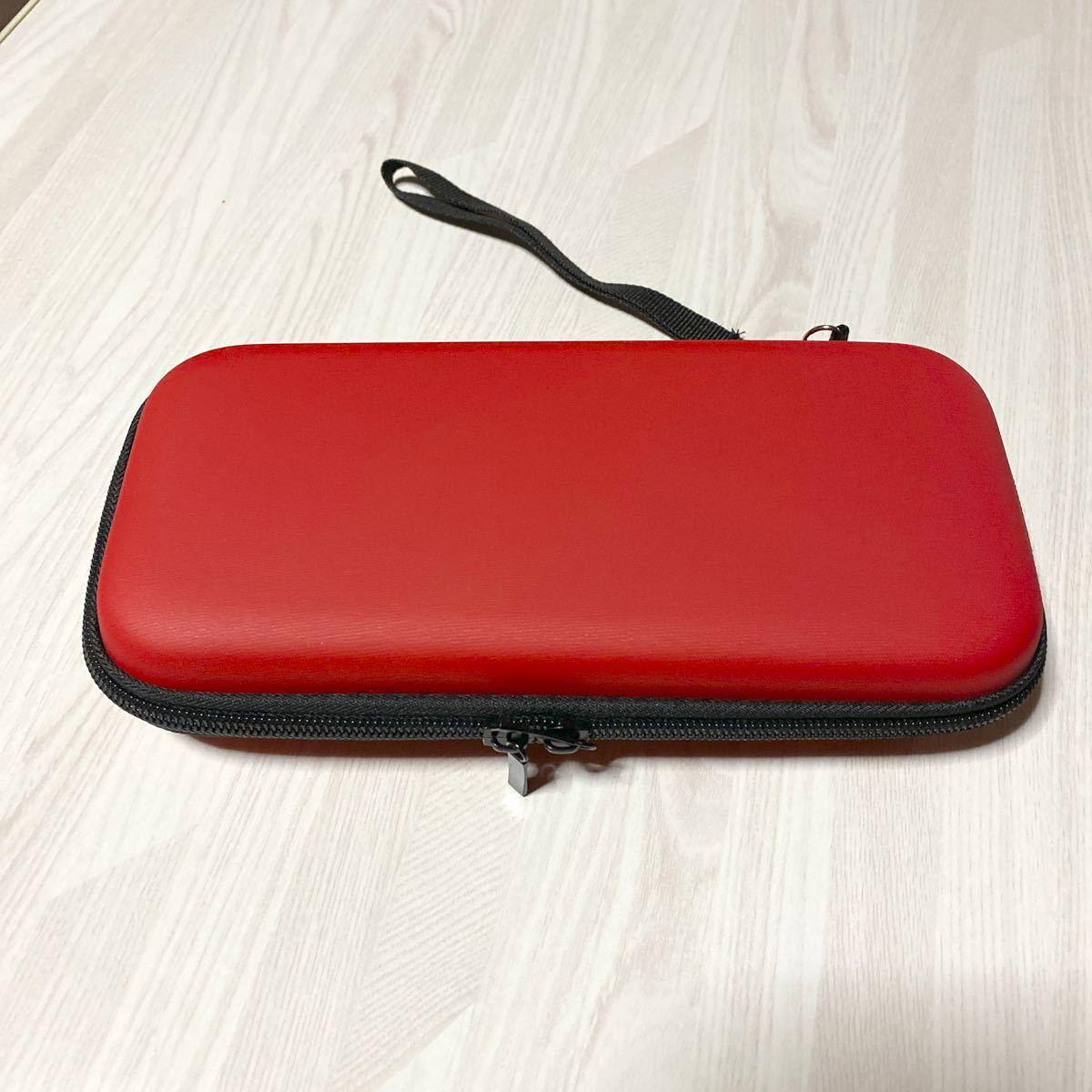 Nintendo Switch Lite 保護ケース レッド