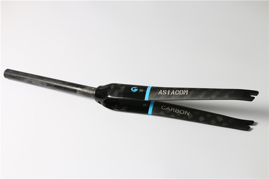 ASIACOM正規品カーボンフォーク ロードバイクフォーク ピストフォーク 3K/12K/UD ストレートコラム 4色【ASC-FF5】_画像6
