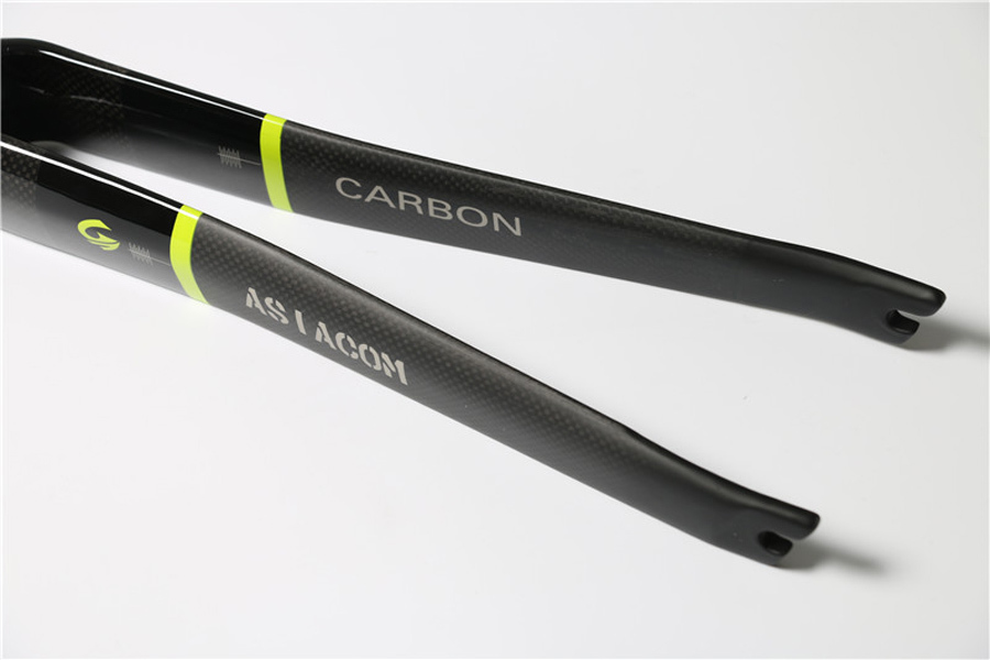 ASIACOM正規品カーボンフォーク ロードバイクフォーク ピストフォーク 3K/12K/UD ストレートコラム 4色【ASC-FF5】_画像5