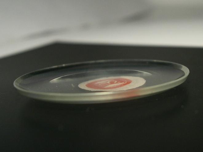 懐中時計 オープンフェイス用 ガラス風防 ストック新品 (希望サイズの在庫を確認してから入札)_画像2