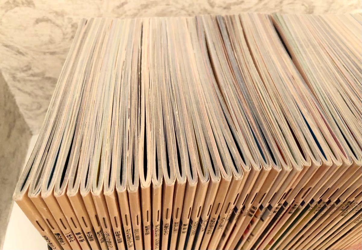 ★値下げしました!★まんが日本昔ばなし全58巻(国際情報社)+ 名作アニメ絵本シリーズ6巻+その他2巻  計66巻