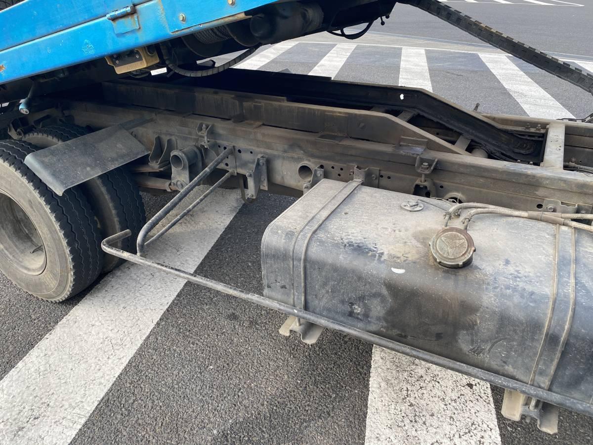 タイタン ユニック 6速MT ラジコン 積載3500kg スライドローダー 回送車 積載車 キャンター ダイナ トヨエース エルフ デュトロ_画像5