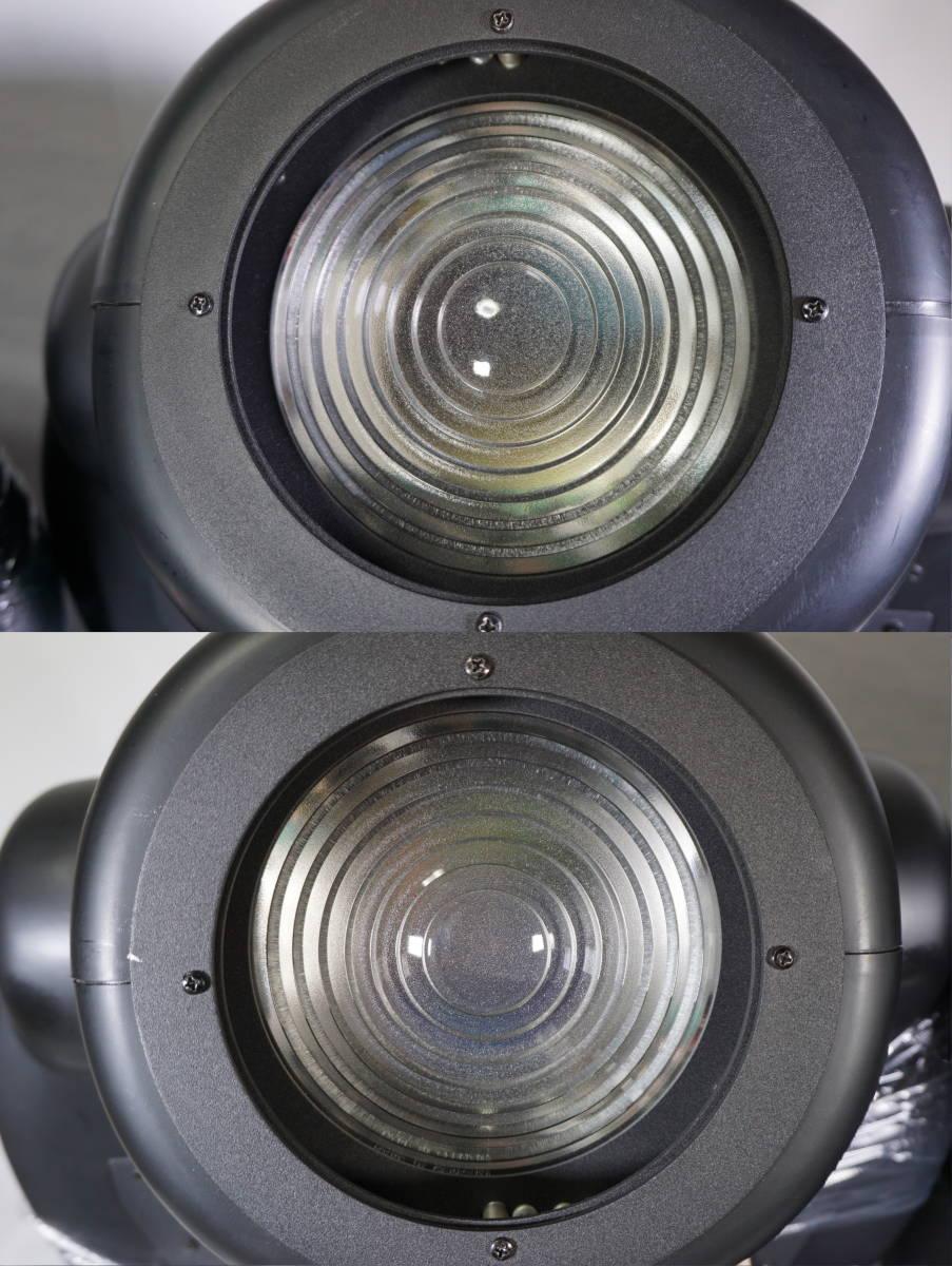 ★ ELATION ムービングライト Power Wash 250 2台セット 舞台照明 動作品 現状 ★_画像4