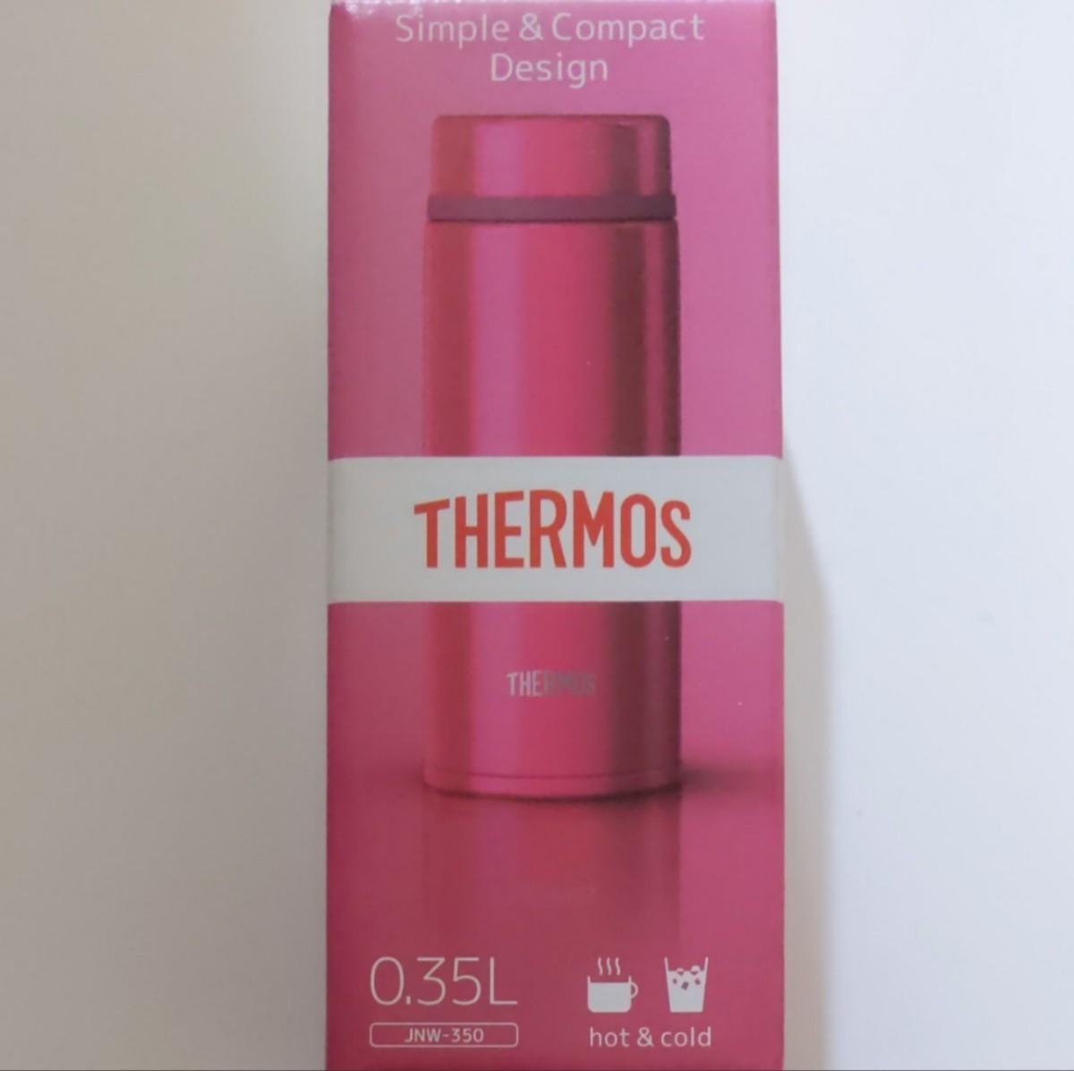 THERMOS サーモス 真空断熱 ケータイ マグ 0.35L